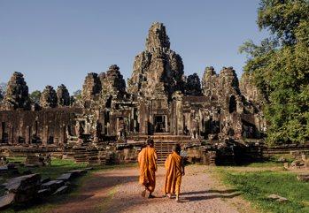 I più entusiasmanti siti archeologici e l'incredibile Impero Khmer, ac...
