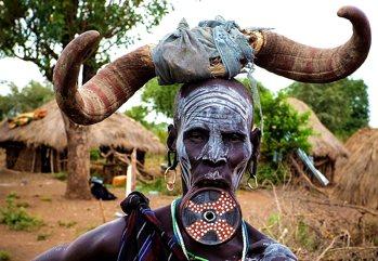 Dalle meraviglie della Dancalia all'incontro con le culture tribali de...