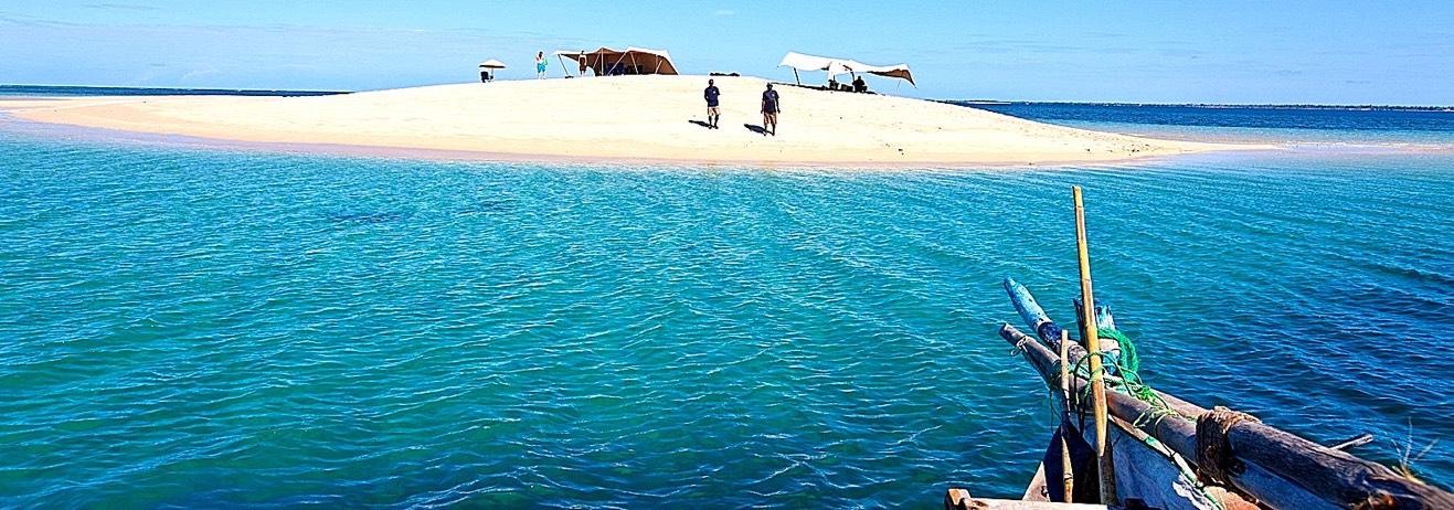 Un profondo contatto con la natura incontaminata e il meraviglioso mar...