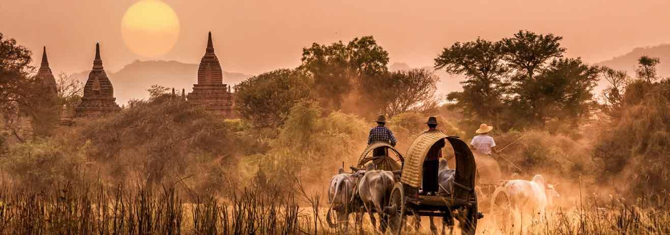 Viaggio low cost completo per conoscere ogni aspetto del Myanmar