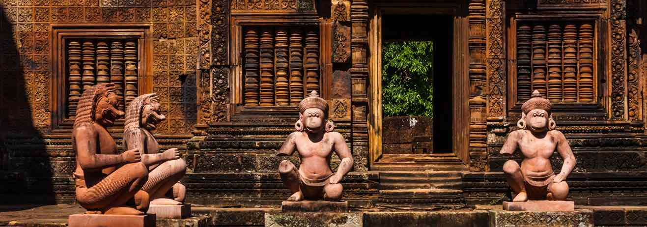 I siti archeologici più famosi, l'impero Khmer e un'immersione nella s...
