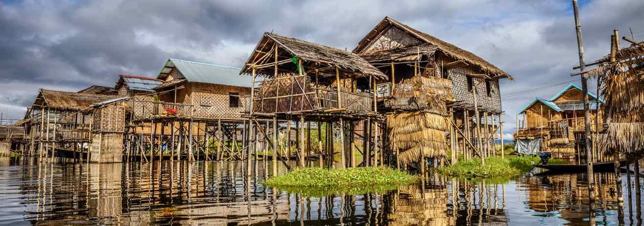 L'itinerario ideale per andare alla scoperta del Myanmar e del suo mar...