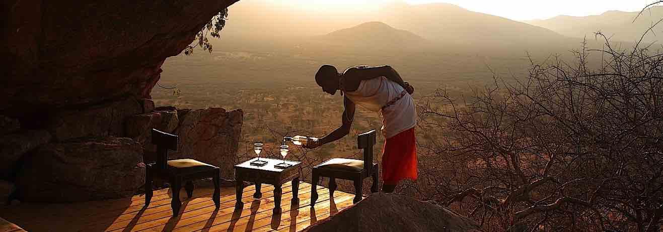 Immersi nel lusso e nella wilderness africana, per vivere emozioni int...