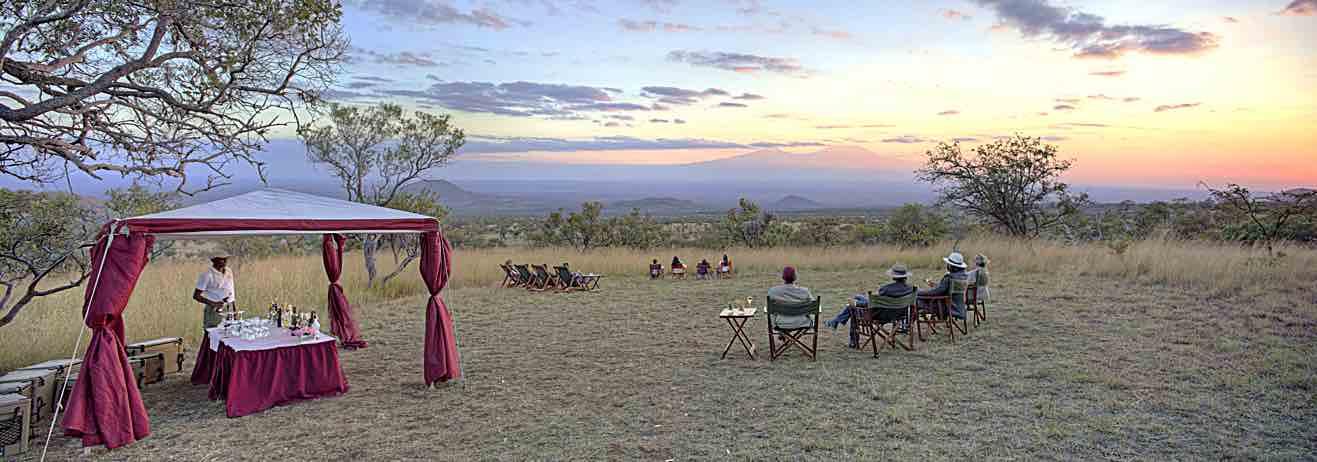Lodge esclusivi, parchi meravigliosi e safari nella natura incontamina...