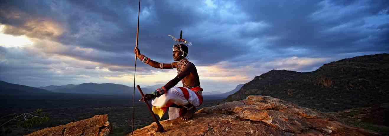 Africa vera senza rinunce: alla scoperta della natura selvaggia, in es...