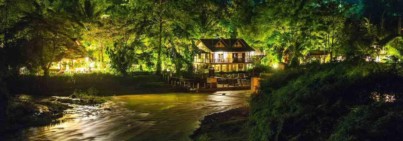 Natura, cultura e gruppi etnici, tra resort e crociere sul fiume