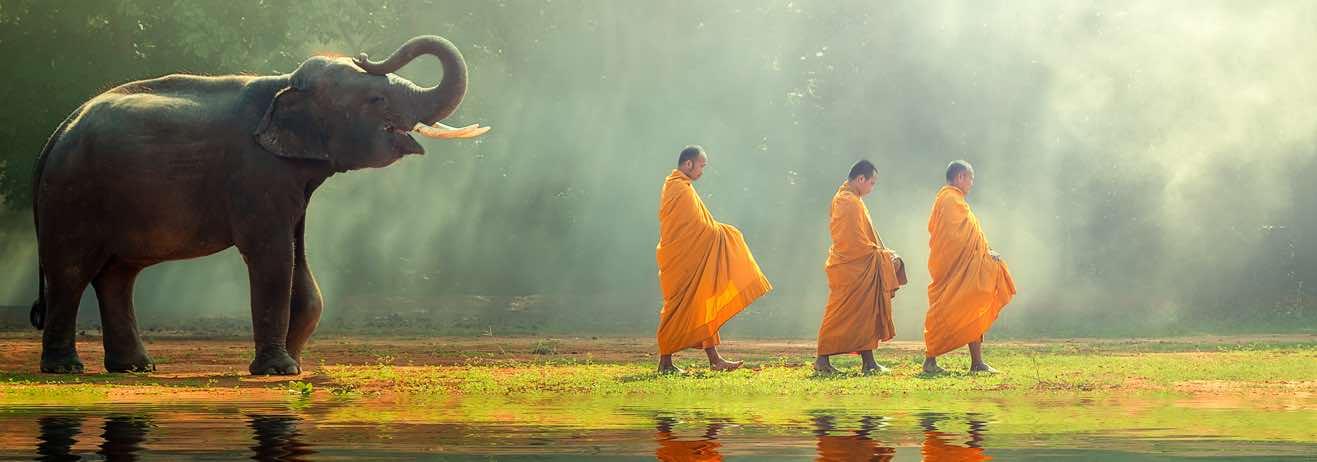 Viaggio alla scoperta di Bangkok e dell'affascinante Nord del paese